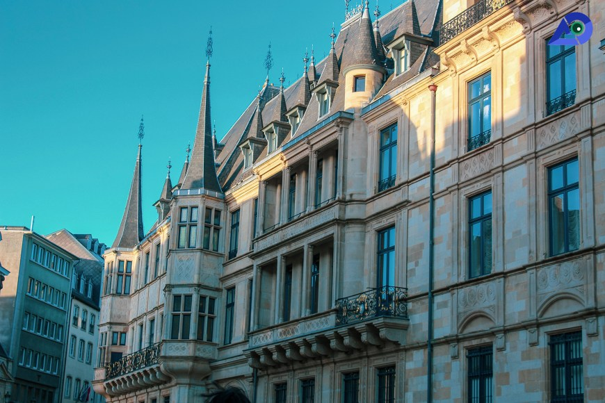 14 Post Cards From Luxembourg City, Luxembourg