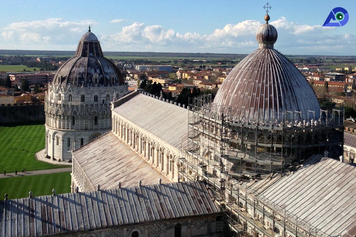 Baptistery of Pisa 1