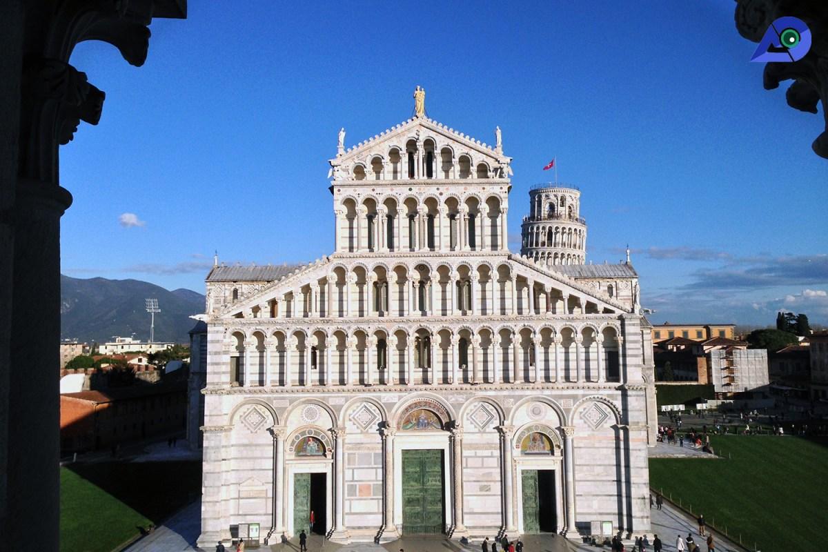 Baptistery of Pisa 2