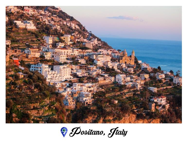 Positano Amalfi Italy 11