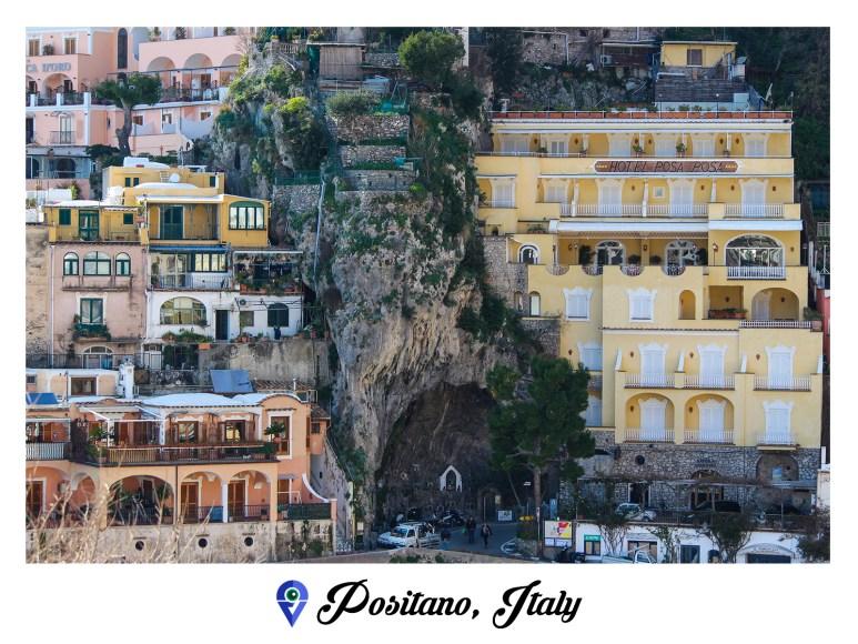 Positano Amalfi Italy 4