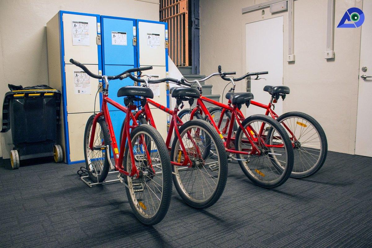 Bike Storage Jailhouse