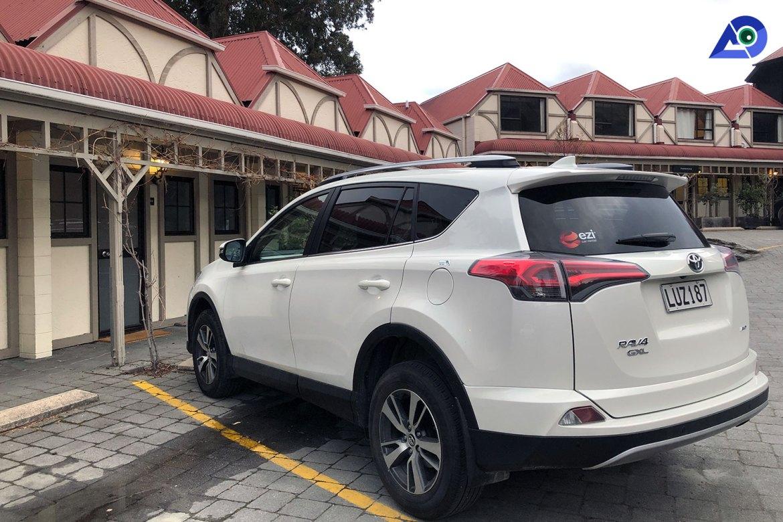 Condition of Ezi Car Rental