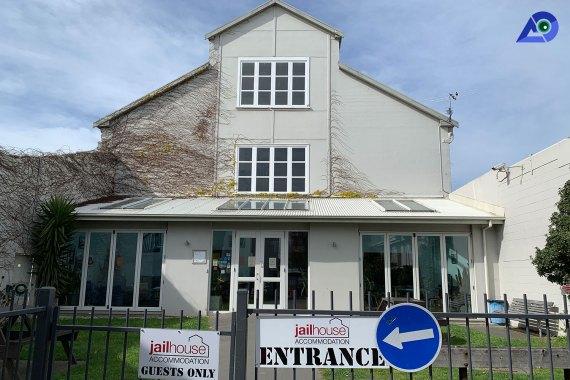 Jailhouse - Christchurch's Unique Stay + Experience