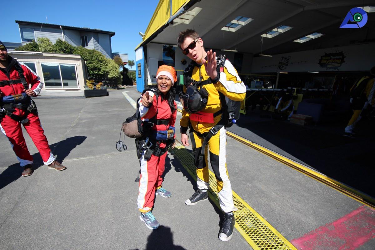 Parampara Taupo Tandem Skydiving 1