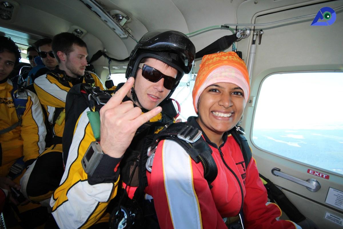 Parampara Taupo Tandem Skydiving 3