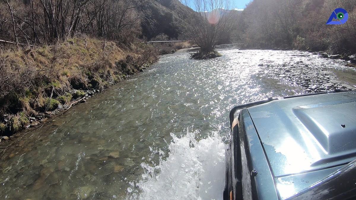 River Crossing Nomad Safaris