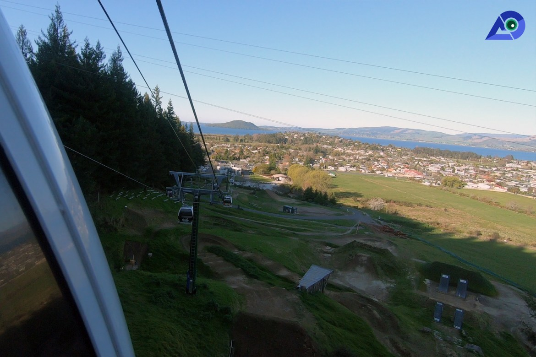 Skyline Gondola Panoramic View