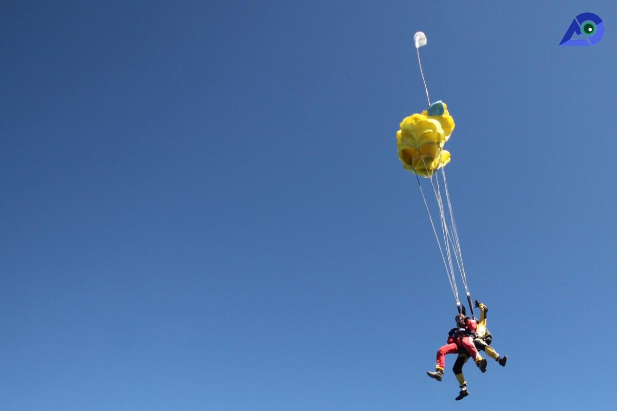 Taupo Tandem Skydiving Parichay 3