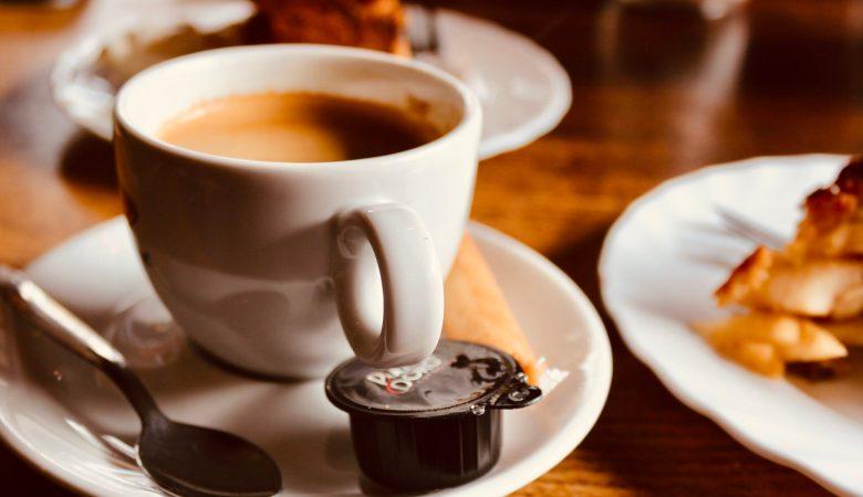 C for Chai-Coffee