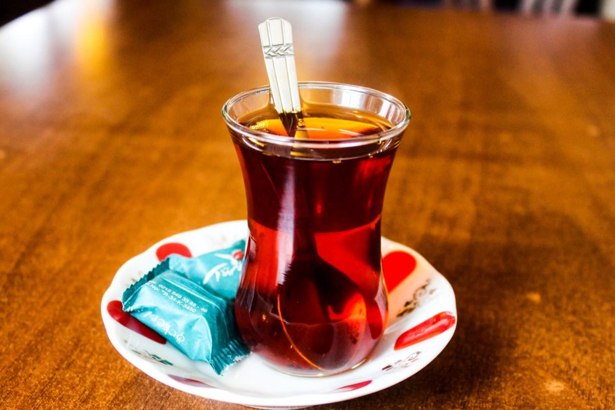 Turkish Chai