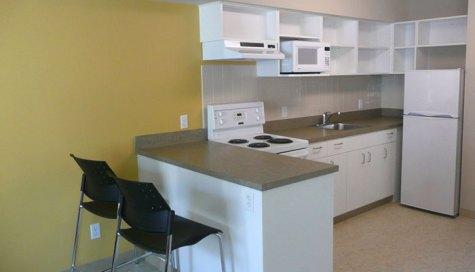 Living Unit Kitchen