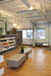Pharmacy Entry and Counter