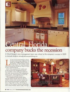 A Ward Design Central Florida