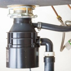 Kitchen Sink Disposal Mexican Backsplash Tiles Garbage Garburator Installation Award Plus