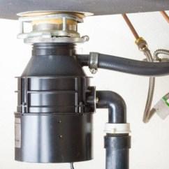 Kitchen Sink Disposal Cheap Faucets With Sprayer Garbage Garburator Installation Award Plus
