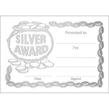 Certificates :: A6 Size :: Universal (non-personalised) A6