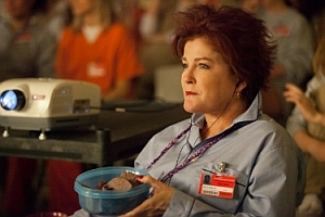 Kate Mulgrew in Orange is the New Black