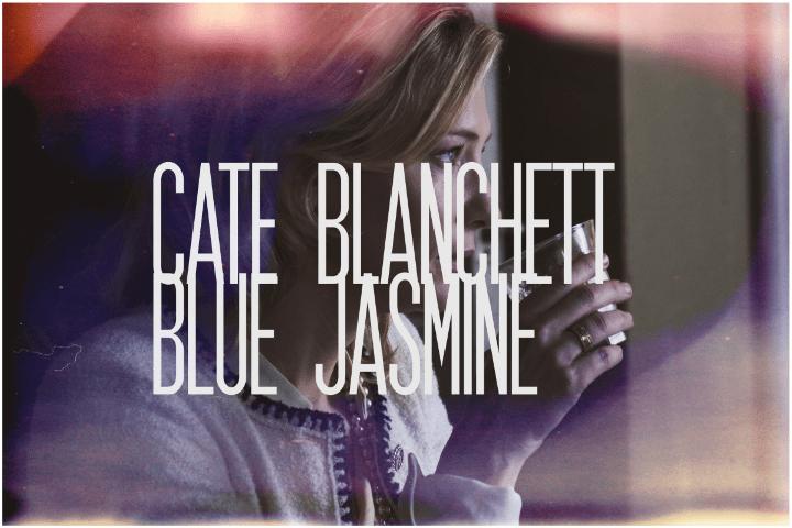 1. Cate Blanchett, Blue Jasmine