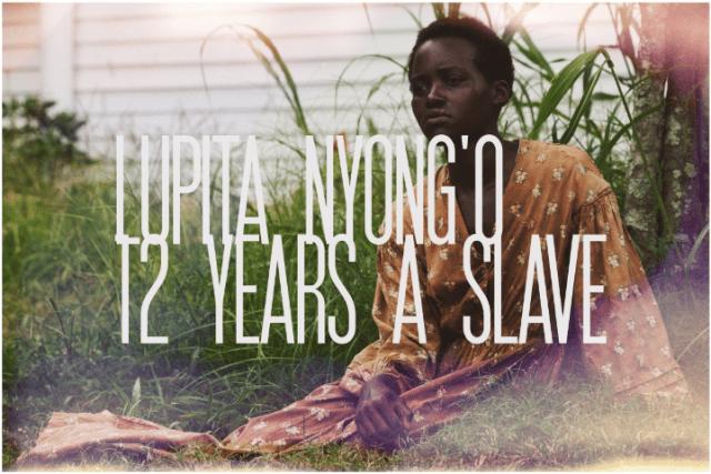 29. Lupita Nyong'o, 12 Years a Slave