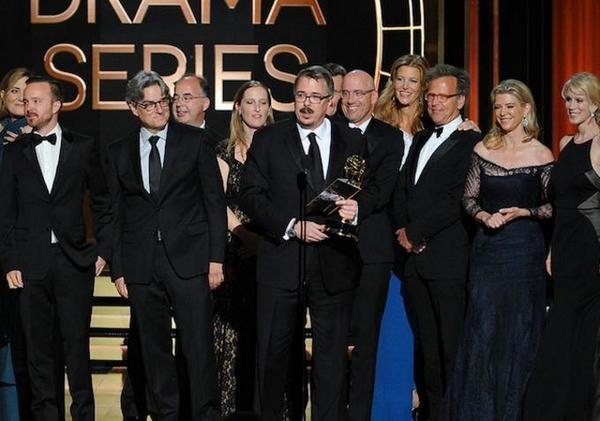 Breaking Bad walked away with six wins last night, including a second straight triumph in Drama Series