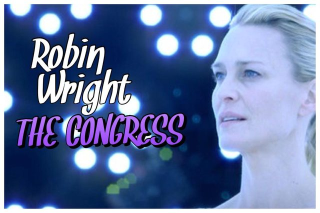 24 - Robin Wright - The Congress