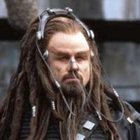 John Travolta in the Razzie winner Battlefield Earth