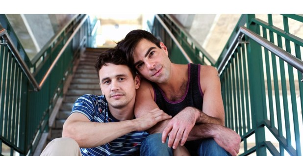 James Franco and Zachary Quinto star in Justin Kelly's I Am Michael, Frameline 39's Opening Night film