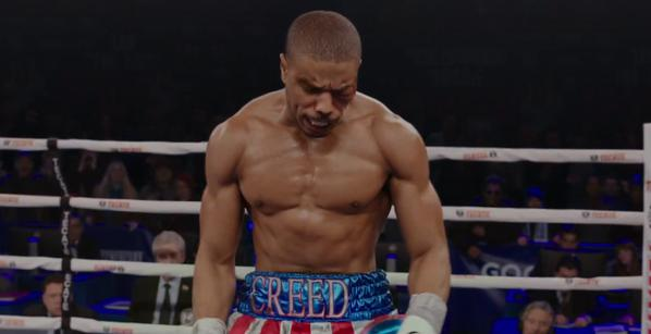 Michael B. Jordan is ready to beat down the competition for Best Actor in 'Creed'