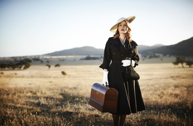 Kate Winslet is ready for a trip to the Dolby in The Dressmaker