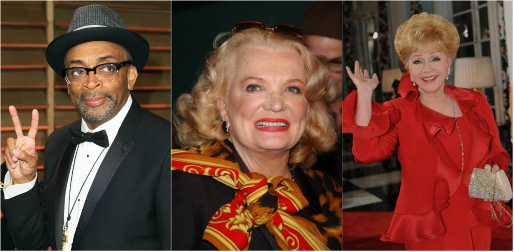 Spike Lee, Gena Rowlands and Debbie Reynolds will be feted at the Governor's Ball this November