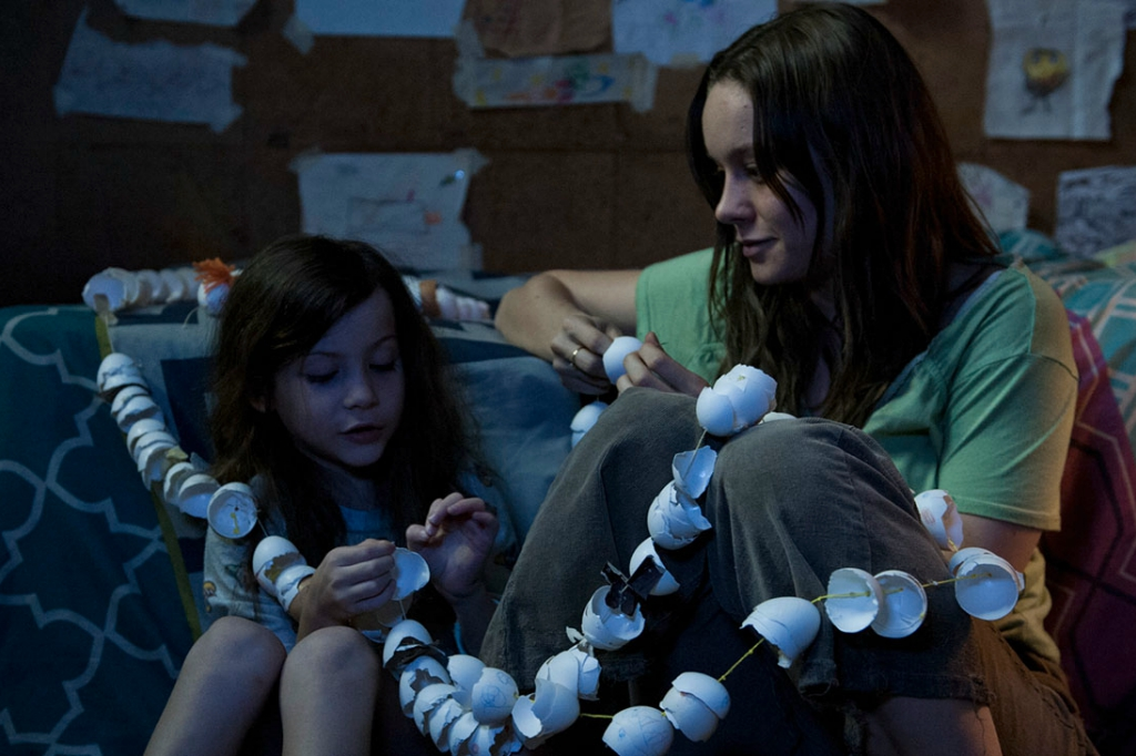Jacob Tremblay and Brie Larson in 'Room,' one of the year's best films