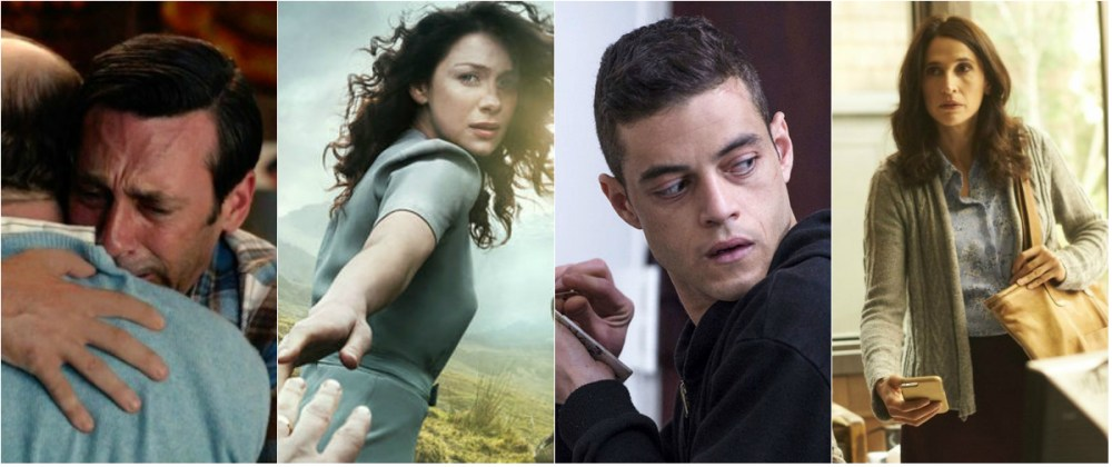 Mad Men needs a shoulder cry on as new shows Mr. Robot, Outlander, Casual take Golden Globe nominations