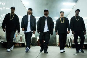 'Straight Outta Compton' was the big winner with the AAFCA