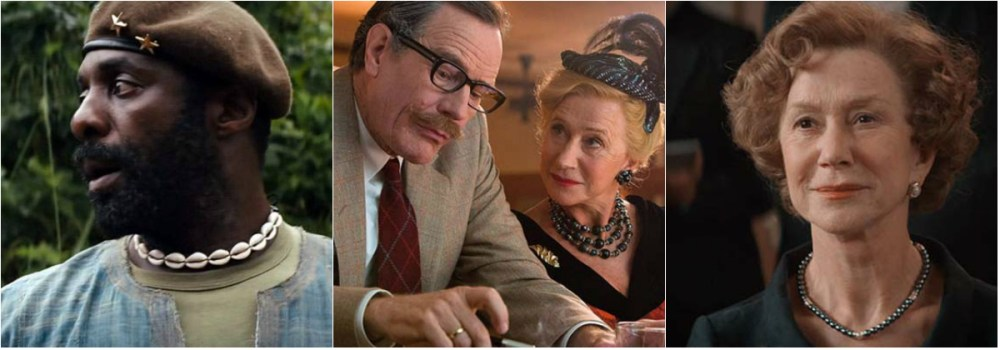 Beasts of No Nation, Trumbo and Helen Mirren's Three Mentions Top 22nd Screen Actors Guild Nominations