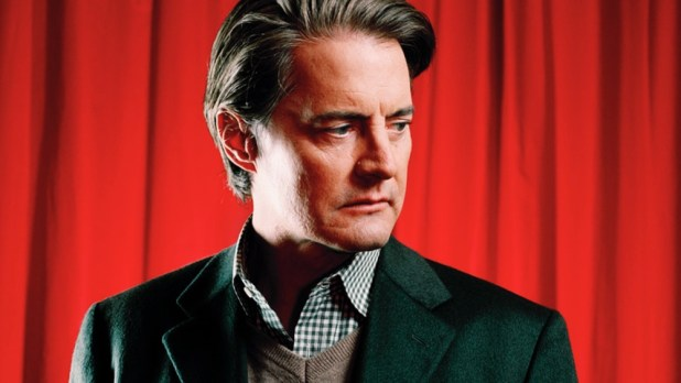 Kyle MacLachlan, one of many to reprise his role in the new Twin Peaks