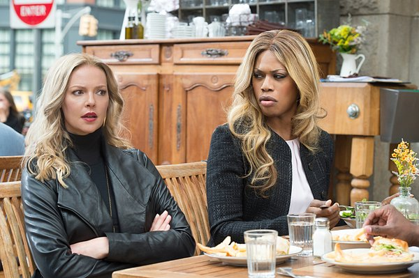 Katherine Heigl and Laverne Cox star in Doubt for CBS