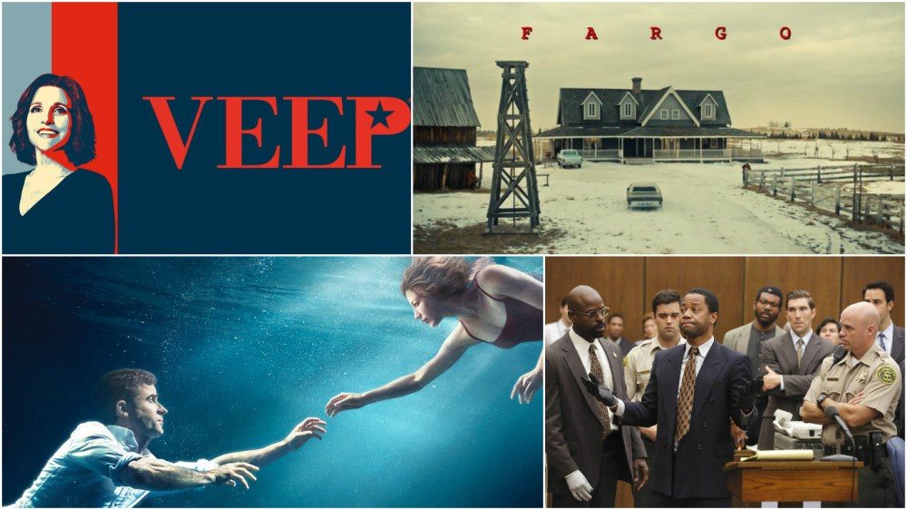 Veep, Fargo, The Leftovers and The People v O.J. Simpson: American Crime Story are the big winners at the 2016 AwardsWatch Emmys