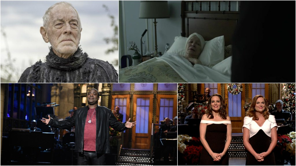 2016-emmy-predictions-guest-acting-categories-max-von-sydow-ellen-burstyn-tracy-morgan-tine-fey-amy-poehler