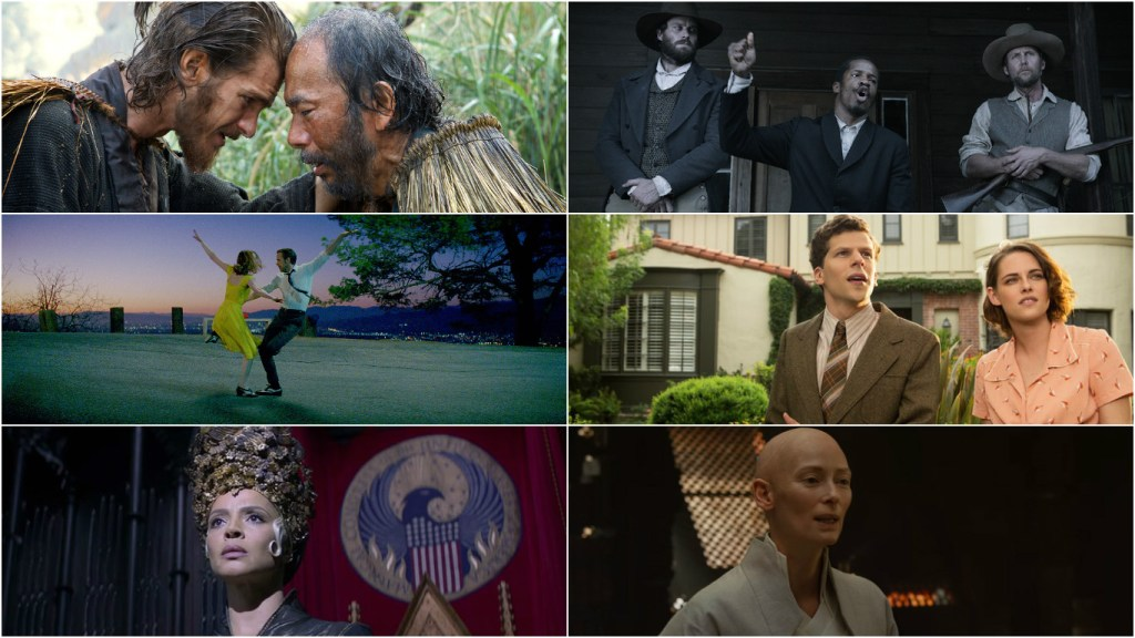 2017-oscar-predictions-production-design-costume-design-makeup-and-hairstyling-august-silence-birth-of-a-nation-la-la-land-cafe-society-fantastic-beasts-doctor-strange