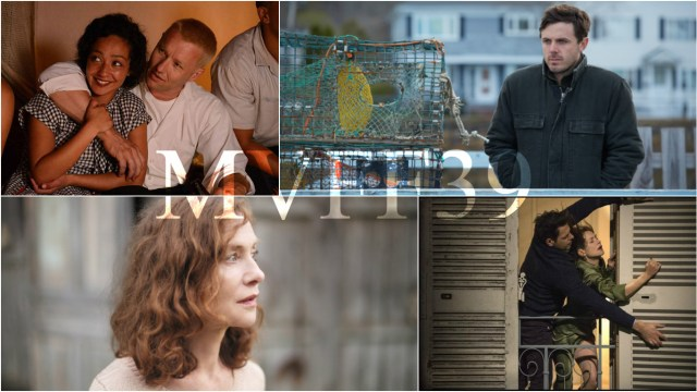 Loving, Manchester by the Sea, Things to Come and Elle Set for MVFF39