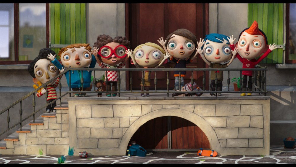 My Life as a Courgette (Switzerland) is the first Foreign Language Film Oscar submission