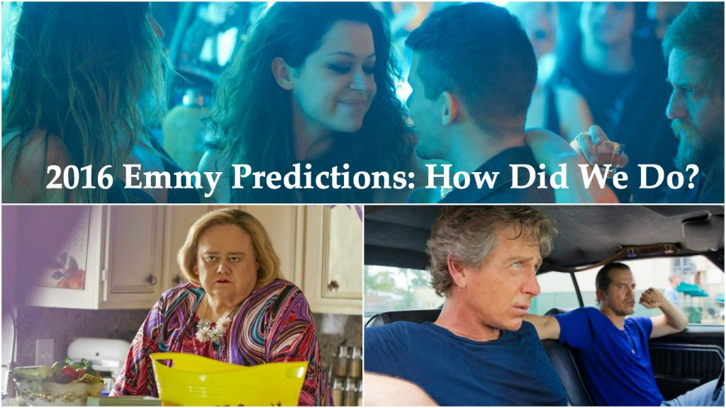 2016 Emmys: Full of Surprise Wins - Here's How the Emmy Experts Did