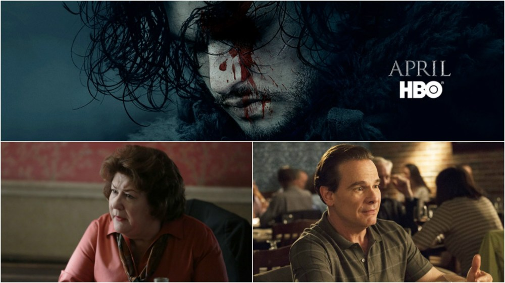 Game of Thrones lays waste to competition; Margo Martindale and Peter Scolari Surprise