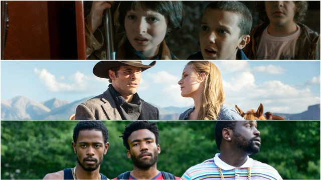 Stranger Things, Westworld and Atlanta earn their first WGA nominations