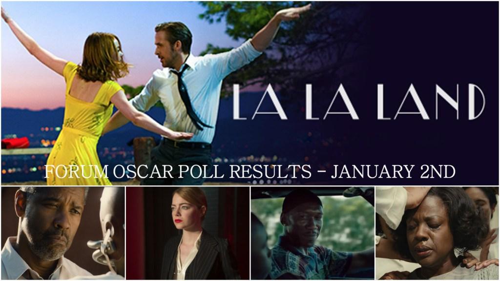 forum-oscar-poll-results-january-2-la-la-land-denzel-washington-emma-stone-mahershala-ali-viola-davis