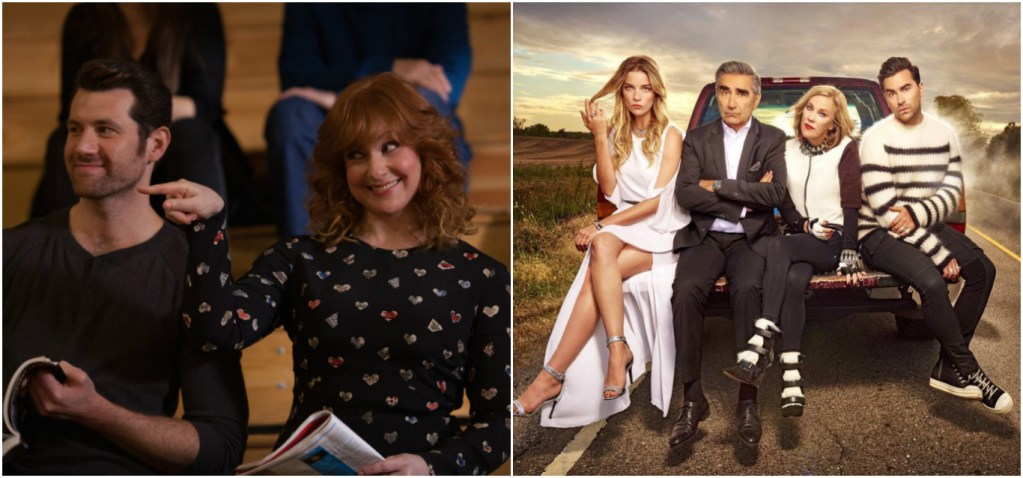 Difficult People and Schitt's Creek should be on your Emmy ballot