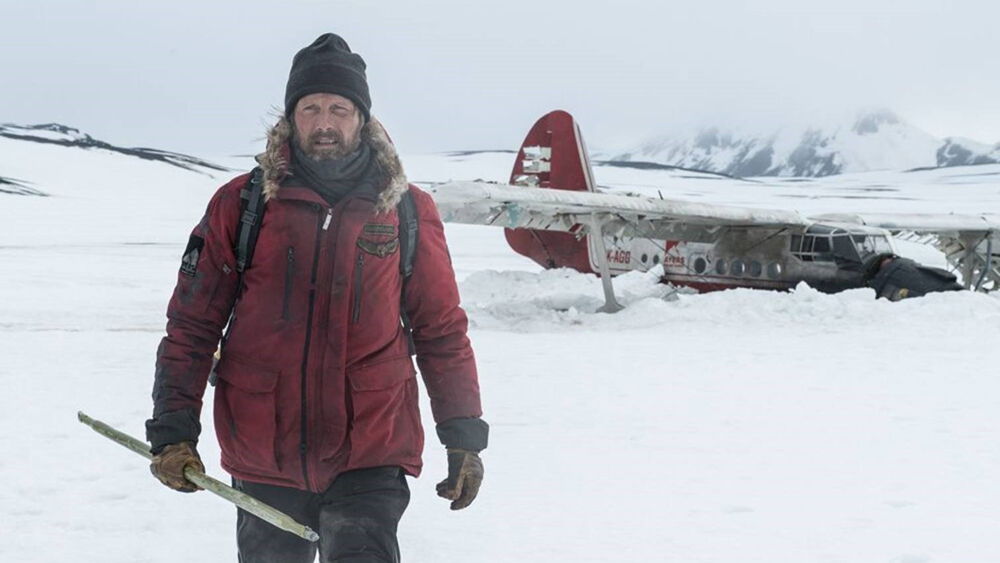 Mads Mikkelsen burns up the screen in icy ARCTIC