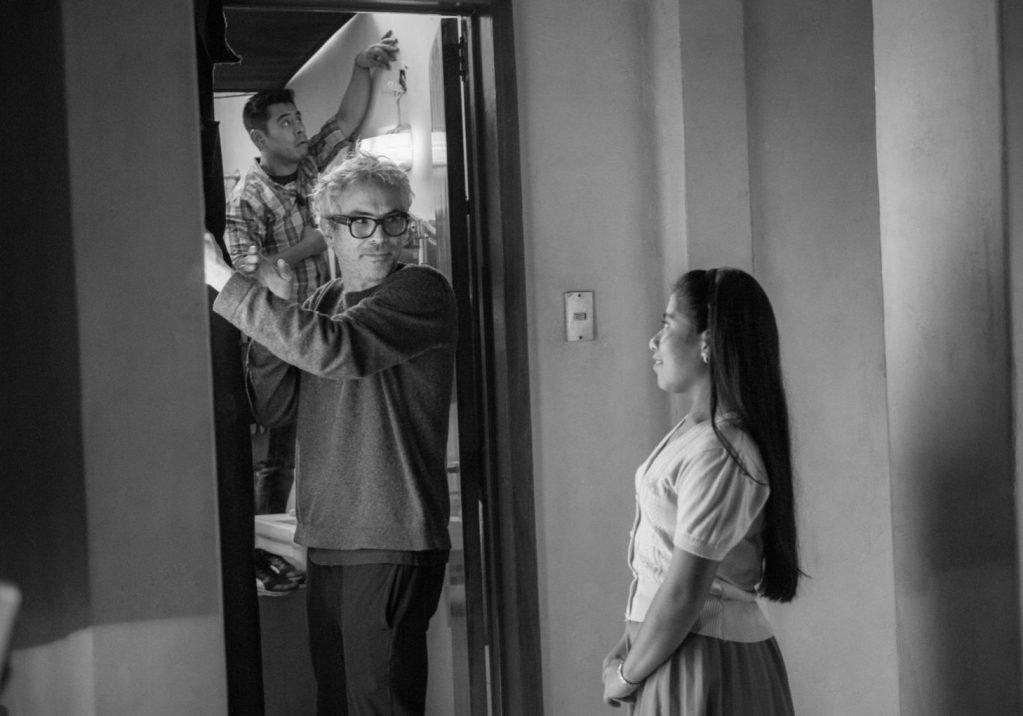Alfonso Cuarón, Roma (photo: Carlos Somonte)