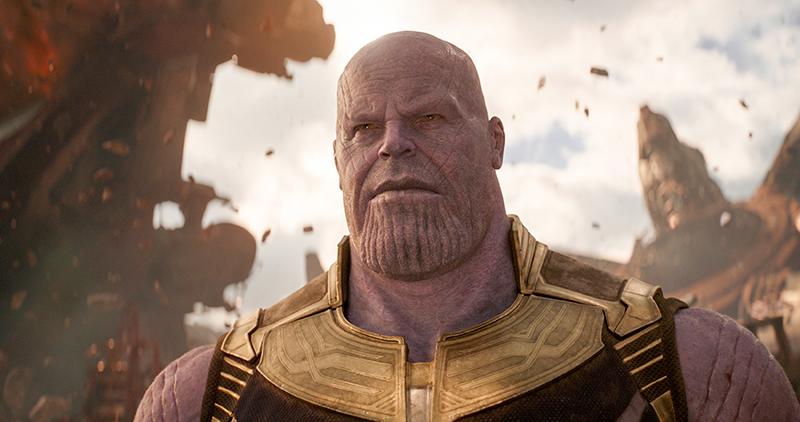 Avengers: Infinity War (Marvel Studios / Disney)